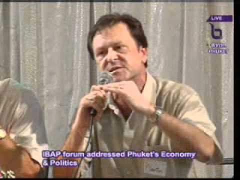 IBAP discuss Phuket economy & politics