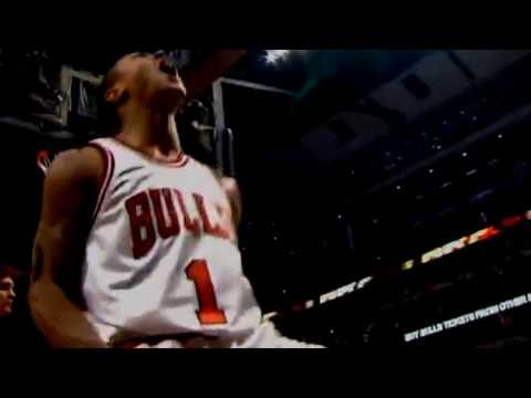 Derrick Rose Mix Video