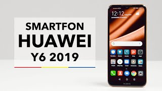 Huawei Y6 2019 - dane techniczne - RTV EURO AGD