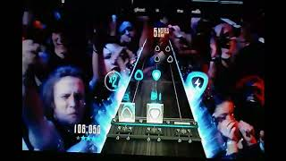 Guitar Hero Live : King for a day by Pierce the veil 98/100 Normal Guitar FC