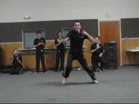 Black Belt Ceremony Jan 16 2010 Part Three.wmv Video
