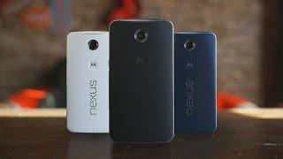 Обзор Moto X Pro — сравнение с Nexus 6