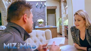 Miz is disappointed with a bland birthday dinner at home: Miz & Mrs., May 21, 2019
