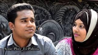 Phire To Pabona By Hridoy Khan full HD 2017