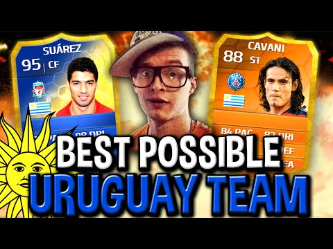 FIFA 14 | URUGUAY IS AMAZING! FT. TOTS SUAREZ