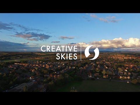 Drone Showreel 2016 - Creative Skies