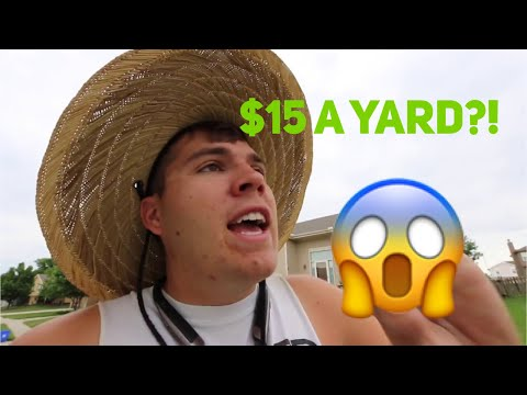 How To Get Clients, Build Relationships and STOP Charging $15 A Yard!!