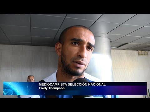 Fredy Thompson muestra respeto por la calidad del fútbol de Honduras | Antigua Sports