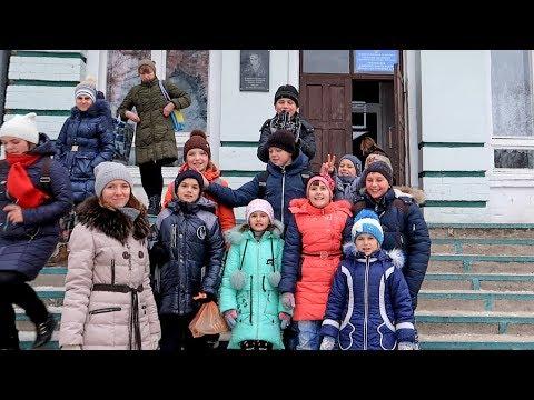Дети Донбасса. Школьный автобус  из Зайцево