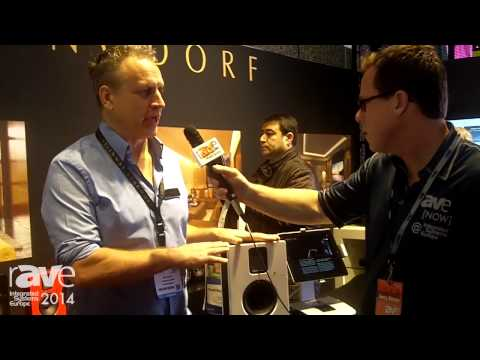ISE 2014: Gary Kayye Takes a Look at Steinway Lyngdorf's High End Home Speaker Line