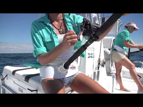 Shallow Sport X3 Snapper Fishing - Jetty Dive