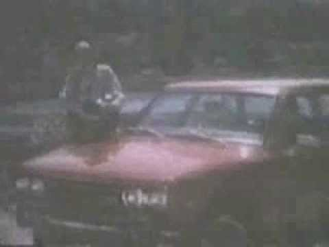 Ansel Adams Datsun (Nissan) commercial