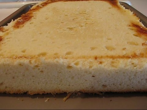 Betty's Basic Yellow Cake (Used in 1000th Video)