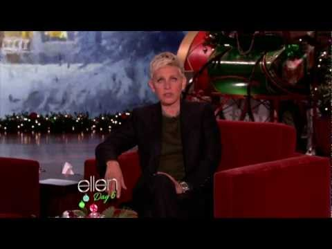 BaldLogo.com on The Ellen DeGeneres Show