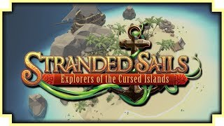 Stranded Sails - (Open World Exploration / Adventure Game)