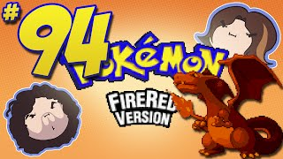Pokemon FireRed: Gassy Toddlers  - PART 94 - Game Grumps