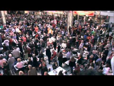 Quail Springs Hallelujah Flash Mob