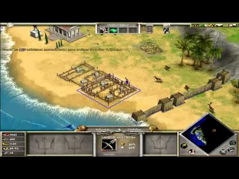 Age Of Mythology Dublado - Parte #01