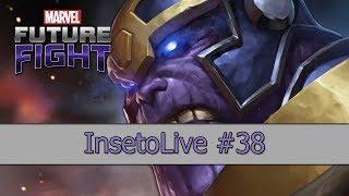 Qual uniforme comprar? - InsetoLive #38 - Marvel Future Fight