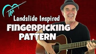 Fingerpicking Pattern Landslide Inspired