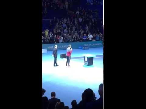 Federer Apologises For Withdrawing From ATP World Tour Finals