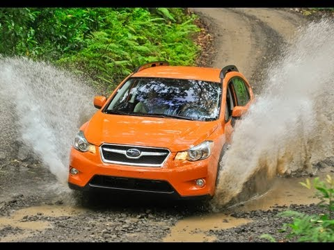 2013 Subaru XV Crosstrek 1st Drive & Off-Road Review