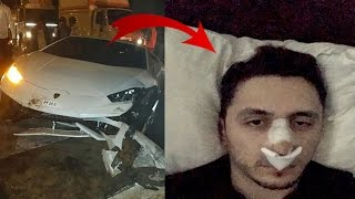 FAMOUS YOUTUBER TECHSOURCE FAKES LAMBO CRASH?