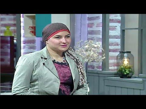 الشاعره نور هاني ضيف منة قطب  برنامج #كل_يوم_جديد#فوود