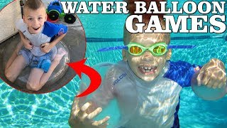 Twins Water Games - Reusable Water Balloon Review