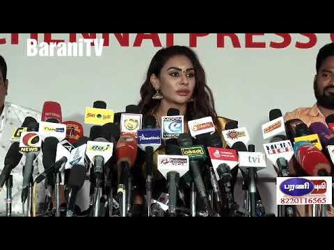 Sri Reddy exclusive interview in Chennai