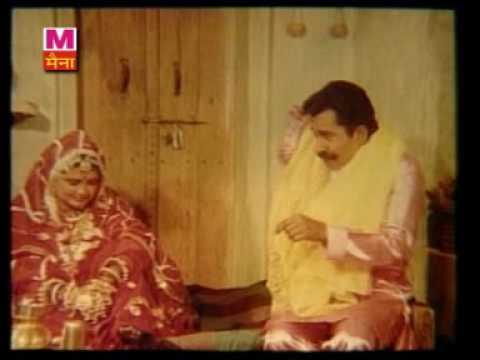 Byahli Gori Rang Mahal Mai Baithi Dekhai Shisha(film Lado Basanti) video