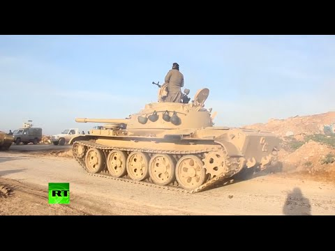 RAW: Kurds launch massive offensive against ISIS in Iraq