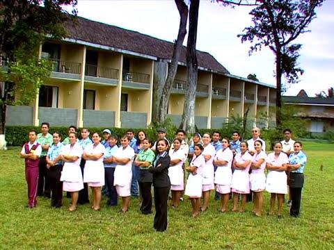 Hotel Mansion del Rio, Rio Dulce, Izabal Guatemala