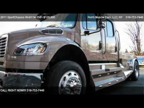 2011 SportChassis RHA114-350  - for sale in Schaghticoke, NY 12154