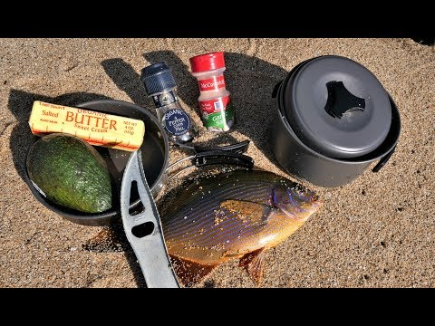 Easiest Catch and Cook Fish - You Can Do It Too!