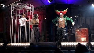 Nieuwe show Eddie de Clown: Eddie's Roast Show - Halloween Fright Nights (Walibi Holland)