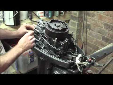 Yamaha 15 hp Outboard