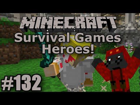 Minecraft - SG Heroes - #132