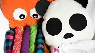 Como Coser Un Cojín De Panda Adorable - Hazlo Tu Mismo Manualidades - Guidecentral
