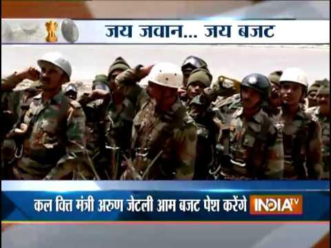 India TV Exclusive: Jai Jawaan, Jai Budget
