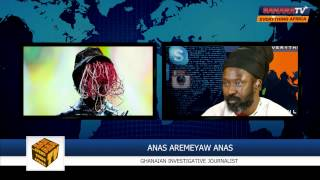 How I Helped Bust A Chinese Sex Trafficking Ring - Anas Aremeyaw Anas
