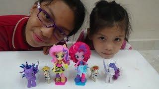 Đồ chơi trẻ em những cô gái Equestria girls, My little Pony chú ngựa Pony tình bạn diệu kỳ