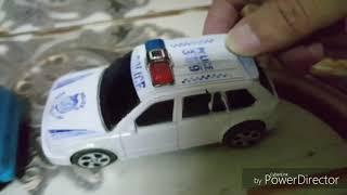 Xe cảnh sát và siêu nhân đuổi bắt oto tải oto hoat hinh