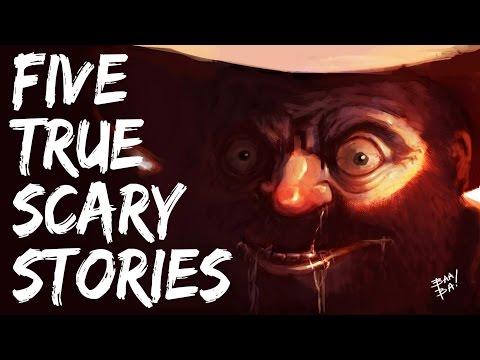 5 True Scary Reddit Stories - Nightmare Fuel