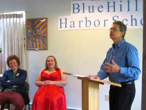 The Weekly Packet—Blue Hill Harbor School Graduation