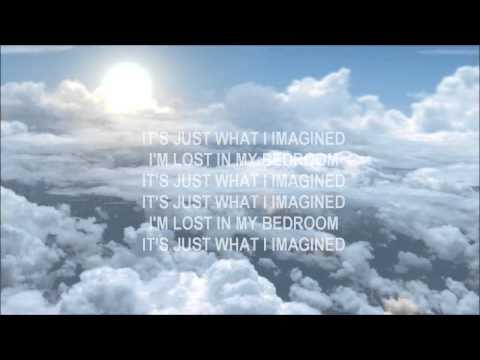 Lost In My Bedroom - Sky Ferreira (lyric Video0) video