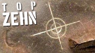 10 Merkwürdige Google Earth Entdeckungen