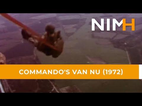 Commando's van nu