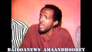 FANAANKA BAARUUDEY - HEES MAAY OO AAD U MACAAN  QAADAYA WELIBA ISAGOO GUUXAYA