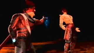 Mortal Kombat 9 : Kenshi's X-ray,Fatalities, and Babality